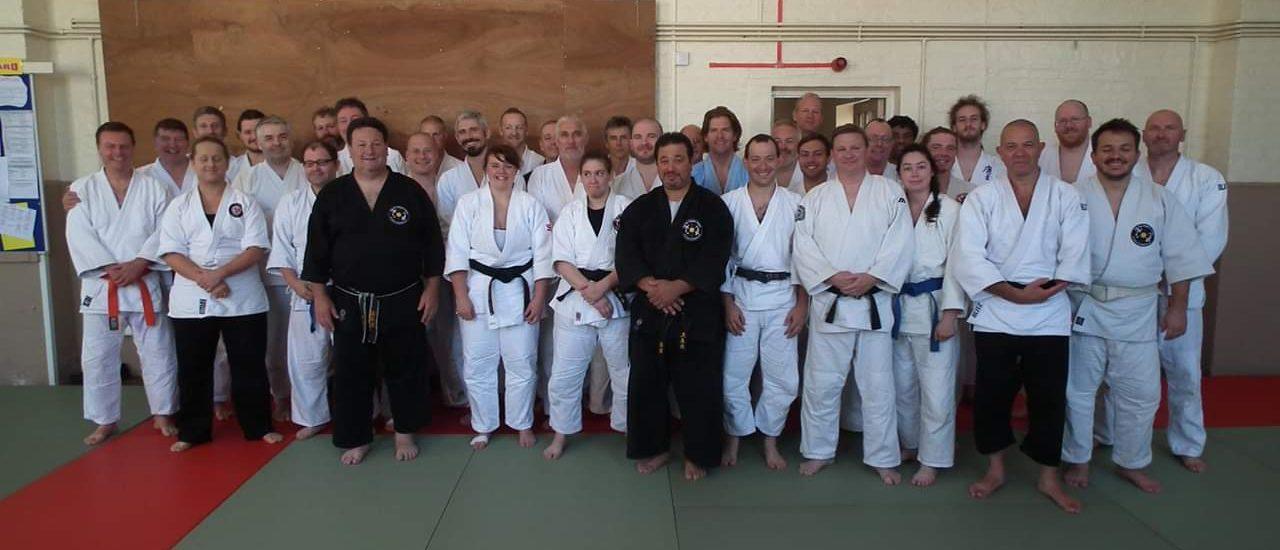Daitō-ryū Aiki-jūjutsu – UK Study Group